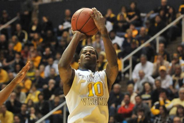 Tom Izzo: Eron Harris 'One of the Best Shooters in the Country'