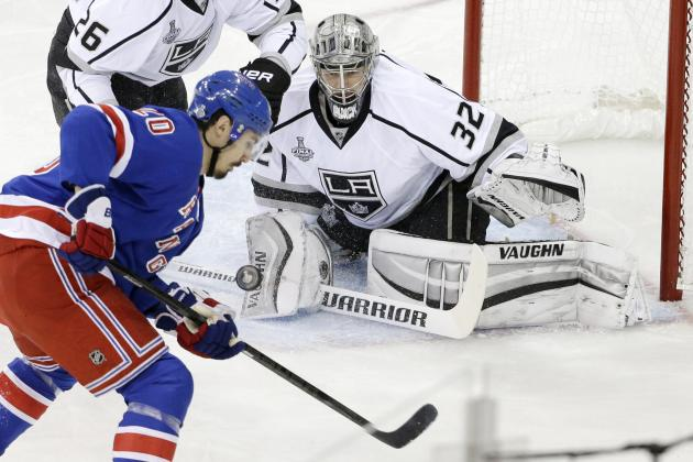 Stanley Cup 2014: TV Info, Odds and Prediction for Rangers vs. Kings Game 5