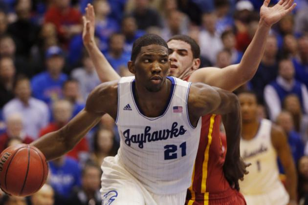 NBA Mock Draft 2014: Best Prospect for Each 1st-Round Pick