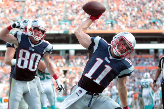 New England Patriots Receiver Group Better Than the Sum of Its Parts