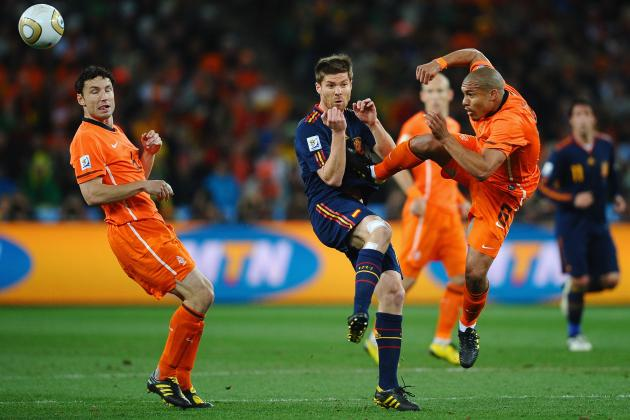 It's Not Total Football, but Louis Van Gaal Has Netherlands Moving Forward