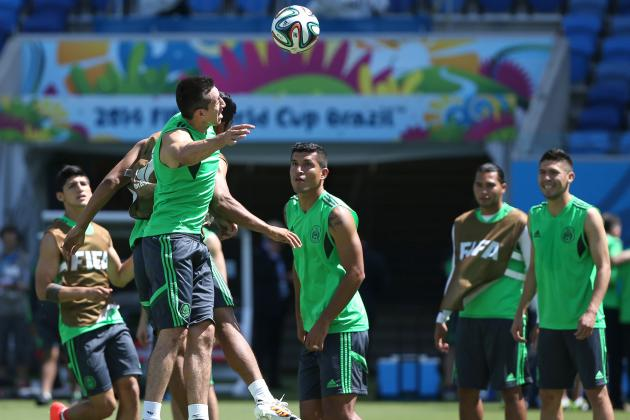 Mexico vs. Cameroon: Full Preview and Prediction for 2014 World Cup Match