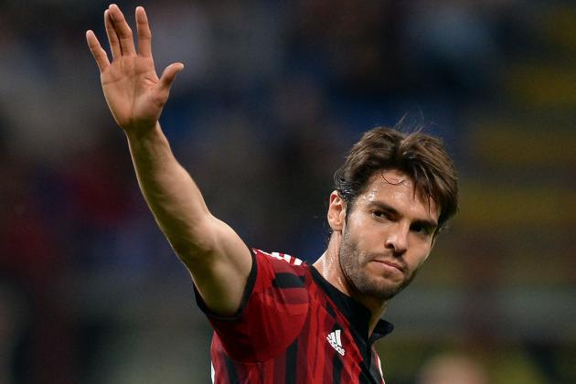 AC Milan Star Kaka Linked with Sao Paulo Return