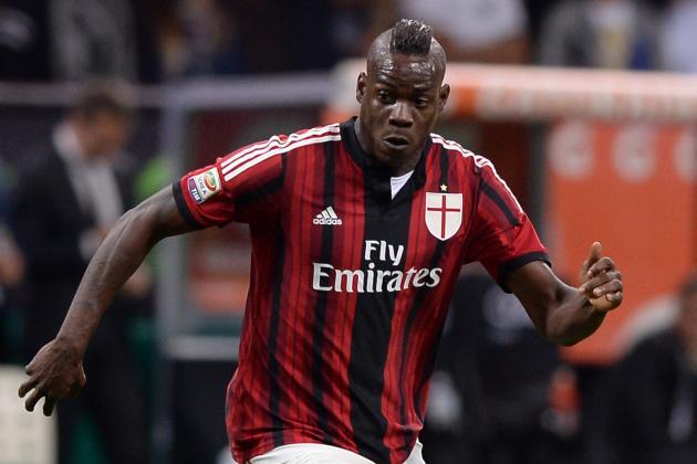 Puma Help Arsenal to Balotelli?