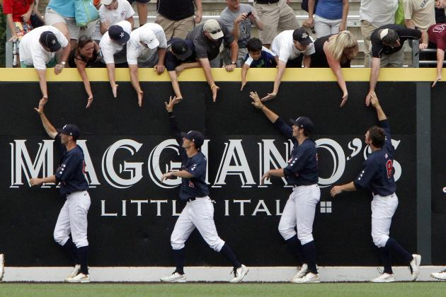 CWS 2014: Complete Bracket, Schedule and Predictions for Omaha