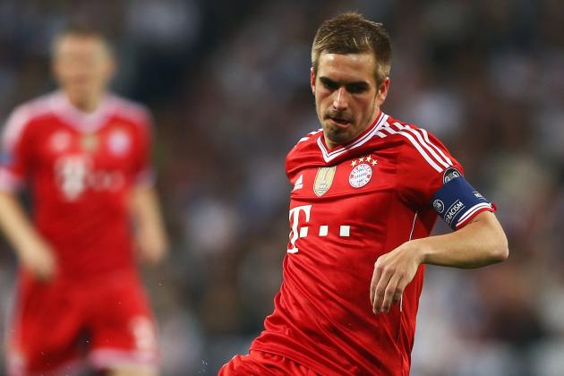 Lahm Aims to End Career at FCB