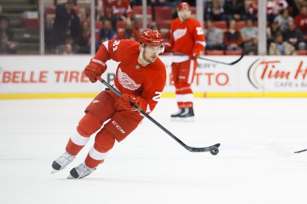 Tatar Wins Play of the Year Showdown over Teammate Gustav Nyquist