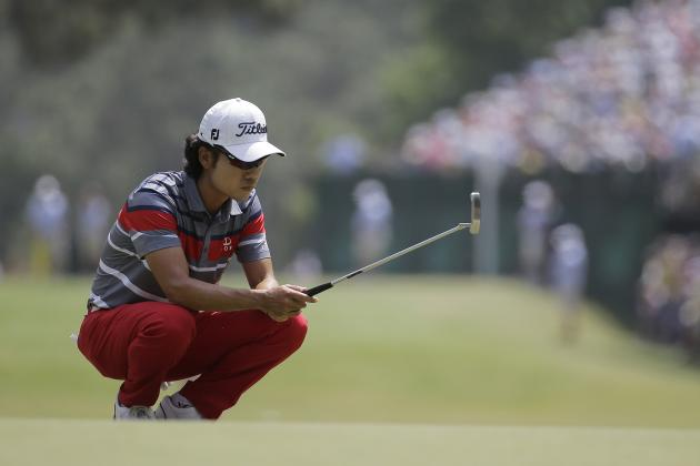 US Open Golf 2014 Leaderboard: Latest Scores, Standings from Day 1 at Pinehurst