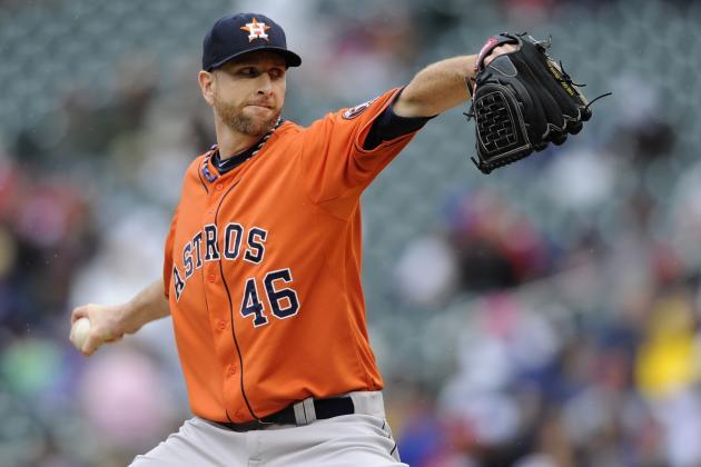 Diamondbacks-Astros Preview