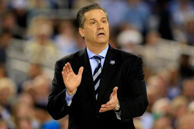 Barnhart Not Bothered About Calipari's NBA Suitors