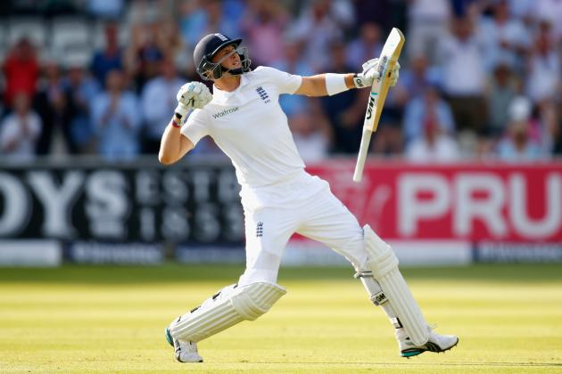 Joe Root's 100 at Lord's: Right Man in Right Place to Start England's New Era