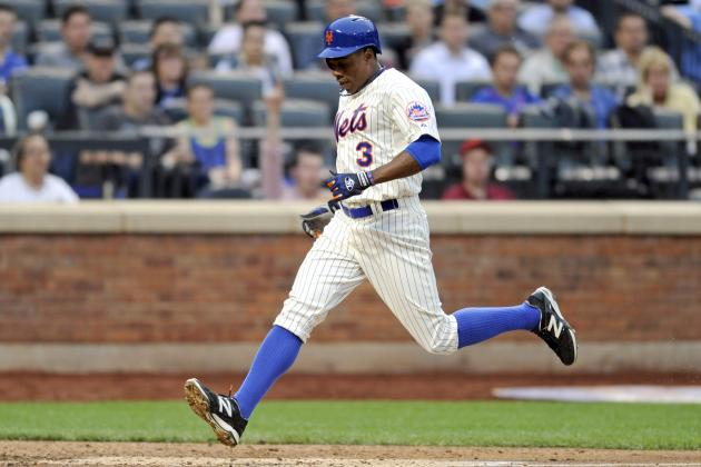 New York Mets: Curtis Granderson Getting Warmer as Summer Approaches