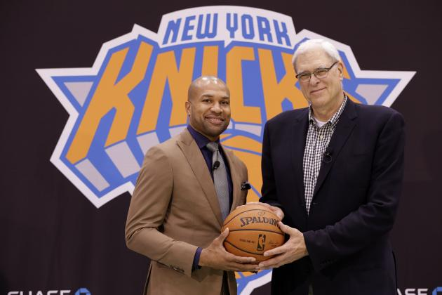 Phil Jackson and Derek Fisher Era Must Start with Retaining Carmelo Anthony
