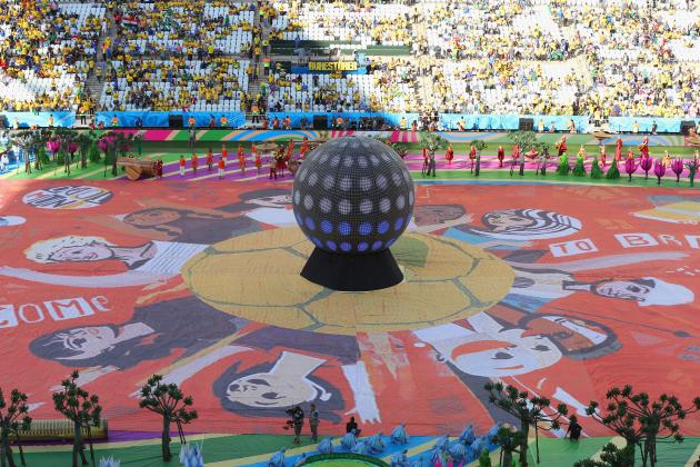 World Cup 2014 Groups Schedule: Fixtures and Predictions for Day 2