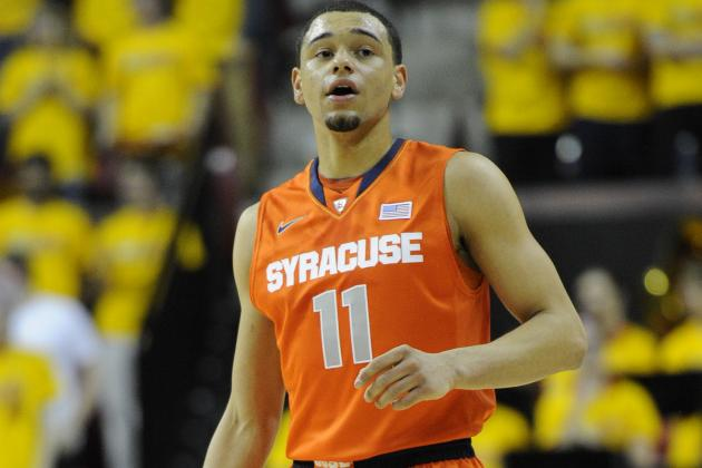 NBA Scout Says Former Syracuse Guard Tyler Ennis 'definitely Coveted'