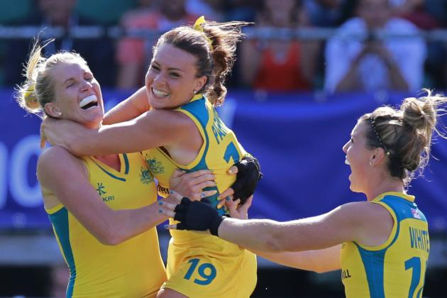 Women's Hockey World Cup Final 2014: Date, Start Time, Live Stream and Preview