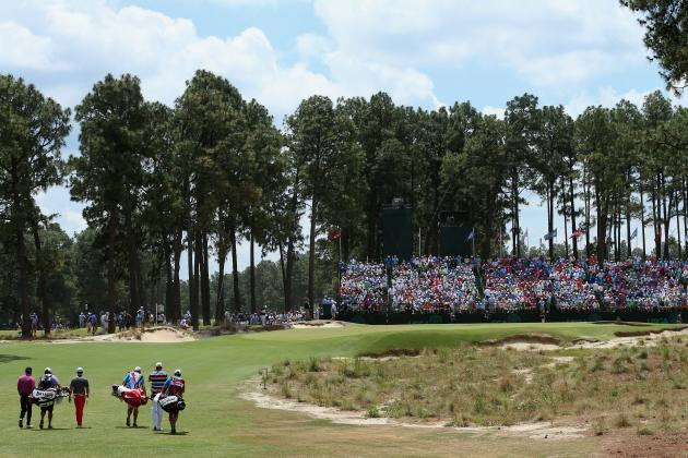 U.S. Open Golf Weather 2014: Updated Forecast Report for Day 2 at Pinehurst