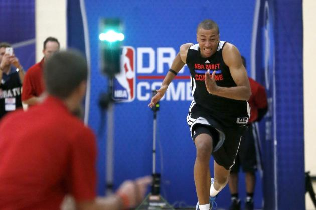 NBA Draft 2014: Round 1 Order and Ideal Teams for Top International Prospects