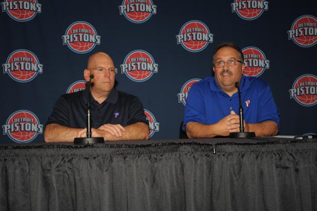 Can Stan Van Gundy Really Turn Detroit Pistons into a Top-10 Defense?