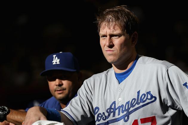 AJ Ellis Injury: Los Angeles Dodgers Can't Get Catcher Back Soon Enough