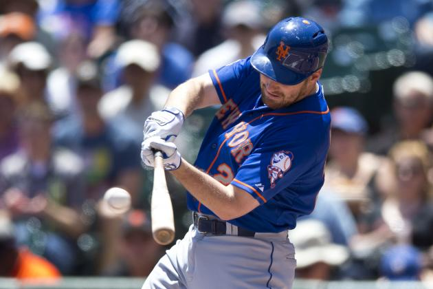 Mets Lineup: Murphy-Abreu at the Top vs. MIL