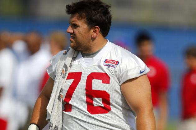 Chris Snee determined to stay healthy for Giants - Newsday