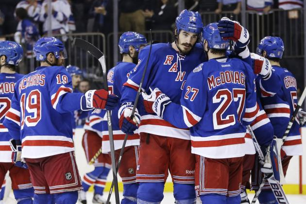 Stanley Cup 2014: TV Schedule, Odds and Rangers vs. Kings Game 5 Preview