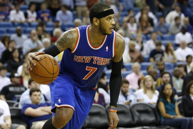 Carmelo Anthony Opting in Would Pave Way for New York Knicks Success