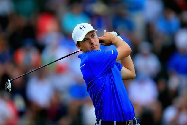Jordan Spieth Searching for a Strong Finish After Hot Start at 2014 US Open