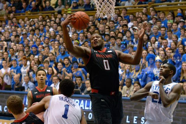 Maryland Transfer Charles Mitchell Selects Tech