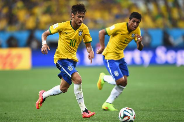 Brazil vs. Croatia: Film Focus as Oscar Calms World Cup Opener Nerves