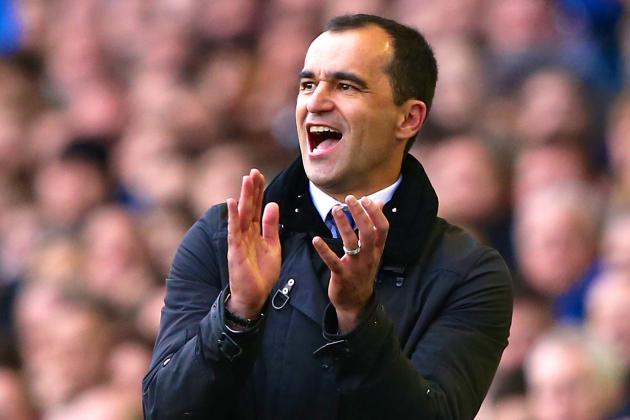 Roberto Martinez, Everton Agree on New Contract: Latest Details and Reaction