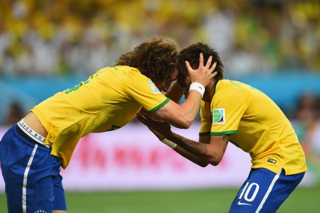 Brazil vs. Croatia: FIFA World Cup Score, Grades and Post-Match Reaction