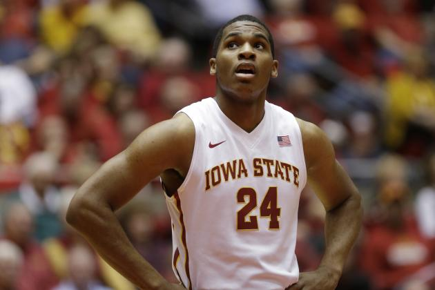 Iowa State's Percy Gibson Transfers to Oakland Basketball