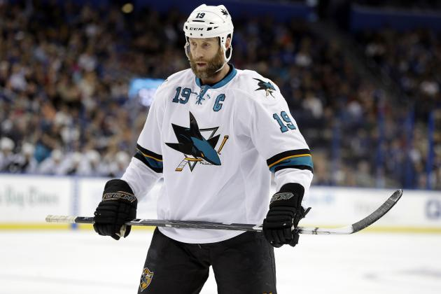 NHL Rumors: Latest Buzz Surrounding Joe Thornton, Dan Boyle and More