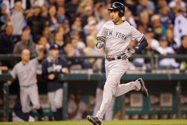 Yankees' Derek Jeter 3rd Player with 3,000 Hits, 250 Home Runs and 350 Steals