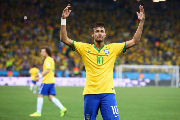 Twitter Reacts to Neymar, Oscar, Marcelo's Performance from Brazil vs. Croatia
