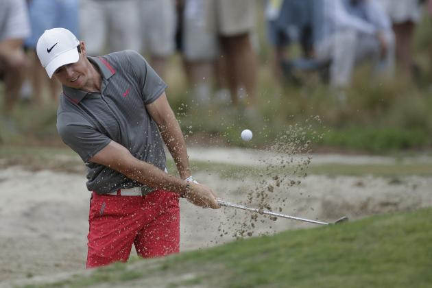 Rory McIlroy's 2014 U.S. Open Still Going According to Plan Despite Ho-Hum Day 1