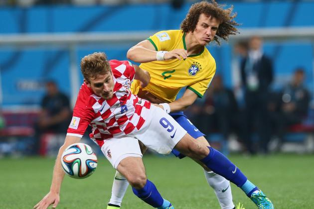 Croatia Play Bravely Against Brazil in World Cup Opener but Fail to Reap Rewards