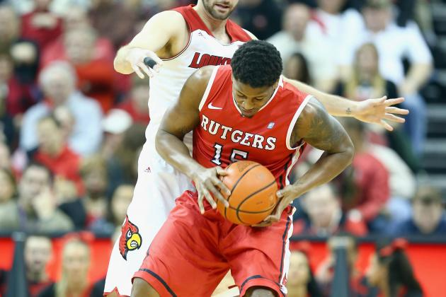 Report: Former Rutgers Wing Craig Brown Transfers to Kent State