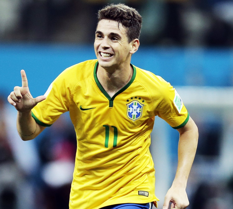 Oscar Brazil 2014 World Cup Brazil vs. Croa...