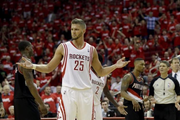 Playing Keep or Cut with Each of Houston Rockets' Free Agents