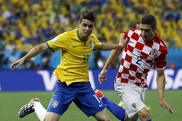 Oscar Shows His Class, but Brazil Has Much to Improve on