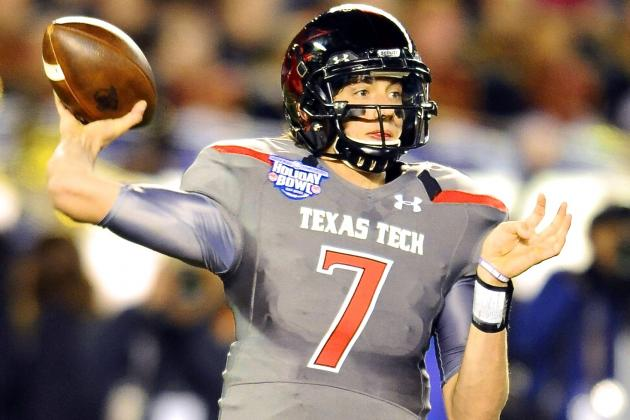 Why Texas Tech QB Davis Webb Will Be Biggest Surprise of 2014