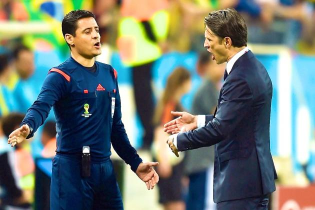 Croatia Coach Niko Kovac Speaks out After Controversial Match vs. Brazil