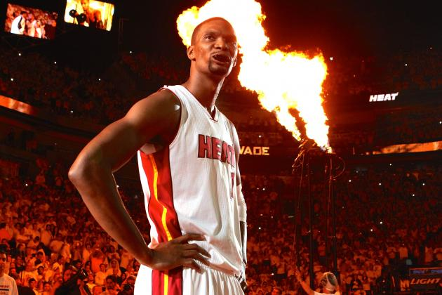Chris Bosh Says Miami Heat 'Must Win' Game 4 of 2014 NBA Finals