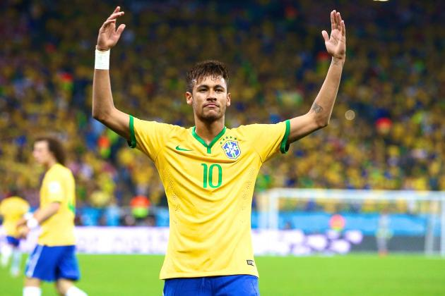 World Cup Daily Digest: Good Start for Neymar and Brazil, Bad Start for Referees