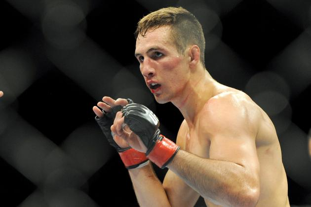 UFC 174: Title Shot Beyond His Control, Rory MacDonald Focused on Tyron Woodley