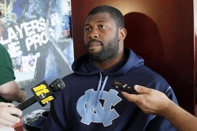 Ex-UNC DB Stands Up for 'Demonized' McCants