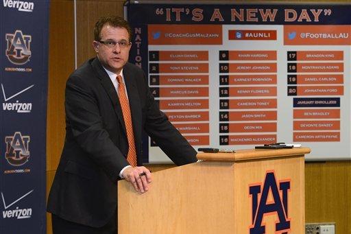 How Gus Malzahn, Auburn Dominate Recruiting in the State of Georgia